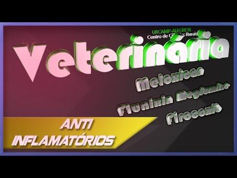 Vídeo-Aula de Anti-Inflamatórios