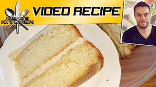 The best White Chocolate Cake recipe, a great, simple and quick White Chocolate Cake recipe to try. White chocolate cake is a product of chocolate and it is also made from other additional ingredients. Its history is based on various factors including personal preferences and the particular origin or place where the chocolate cake is made from. Its traditional rich past has actually been referred to extracts from cacao and this is grounded into powder to be able to make chocolate ingredients.