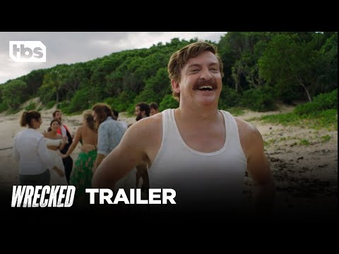 Wrecked: Season 3 [OFFICIAL TRAILER] | TBS