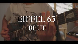 "Eiffel 65 - I'm Blue ( Guitar Cover Remix )My Gear:Guitar: Music Man JP6 BFR  http://amzn.to/2tf0ohJGuitar Effect Processor:  Kemper Profiler  http://amzn.to/2uCfZrHAudio Interface: Focusrite Scarlet 2i2 http://amzn.to/2uChMAgCamera: Canon 80d http://amzn.to/2t9gsE9"" Blue (Da Ba Dee)"" is a hit song by the Italian music group Eiffel 65. It was released on 15 January 1999 as the lead single from their debut album Europop. The song is the group's most popular single, reaching number one in many countries."