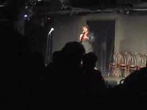 streeter - Amir convinces the entire crowd at a comedy show not to laugh at any of Streeter's jokes. See more at http://www.collegehumor.com/video:1712492 Free CHTV vid...