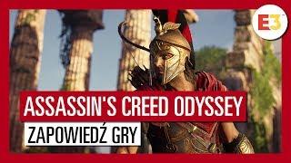 Assassin's Creed Odyssey: zapowiedź gry z targów E3 2018