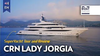 Video [ENG] M/Y CRN - CLOUD 9 - 4K Full Review - The Boat Show download in MP3, 3GP, MP4, WEBM, AVI, FLV January 2017