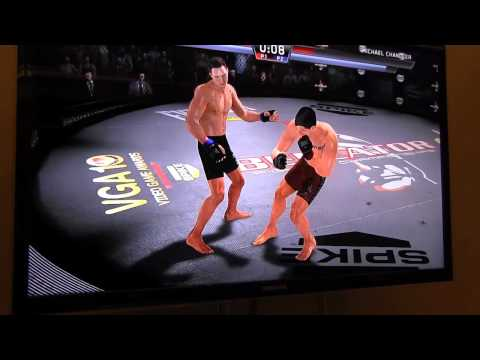Bellator Video Game Onslaught Preview