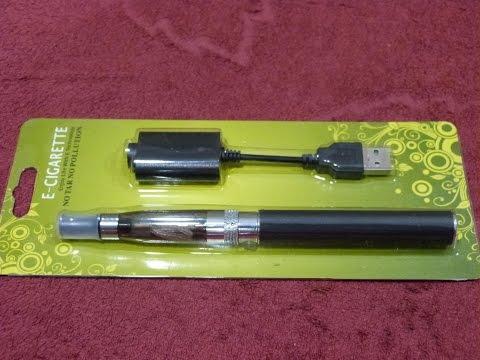 Электронная сигарета eGo-T CE5 900mAh