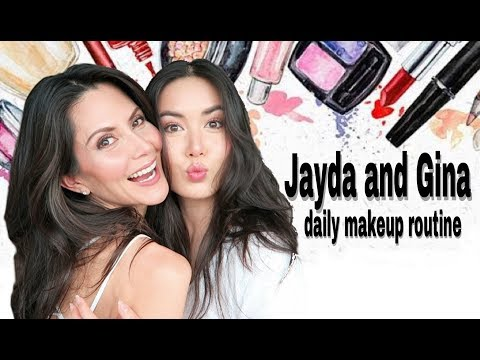 DAILY MAKEUP ROUTINE: Jayda And Gina