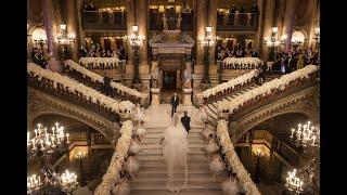 Video Watch this breathtaking bridal entrance at Opera garnier, Paris ! MP3, 3GP, MP4, WEBM, AVI, FLV April 2019