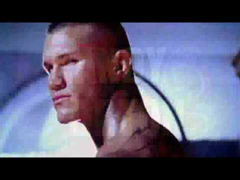 Randy Orton Tattoos. November 2008