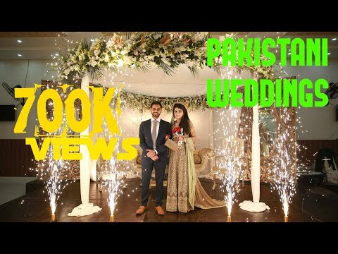 Pakistani Wedding Reception | 2017 | Dance & Motorcycle entrance | Infocus By Zain