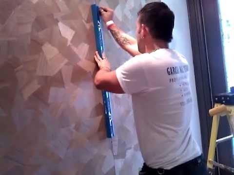How to apply wood veneer on walls