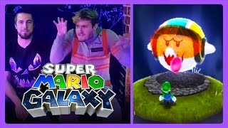 It's an old fashion challenge off in Super Mario Galaxy to see who can scare up the best score in Boo's race! -----CLICK FOR SOCIAL MEDIA!----- Check out The...