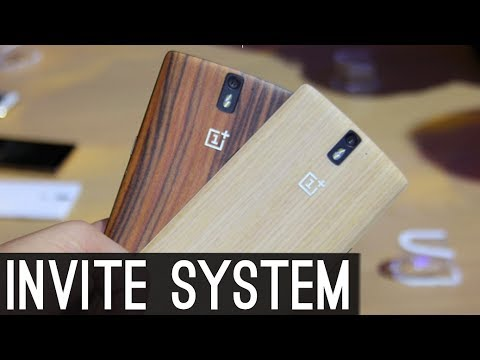 Invite - Many people are confused about the oneplus one invite system so I thought I would make a quick video. I was sick for this video so I do sound like a turtle. ...