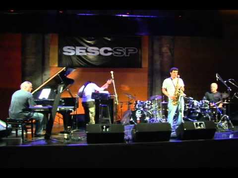 Duda Neves e Banda - Passagem de Som no Sesc 2007