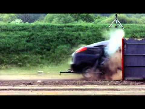 Crash Test a 200km/h