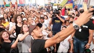 Neymar Jr. no Dia das Crianças/ Instituto Projeto Neymar Jr., neymar, neymar Barcelona,  Barcelona, chung ket cup c1, Barcelona juventus