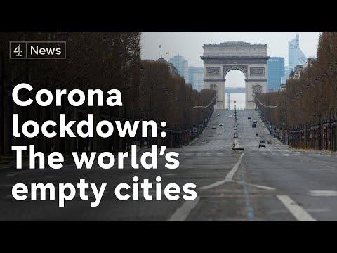 Watch These Cities's Population Vanish...