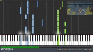 One Piece Opening 16 - Hands Up! (Synthesia)