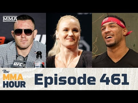 The MMA Hour: Episode 461 (w/ Valentina Shevchenko, Colby Covington, Kevin Lee)