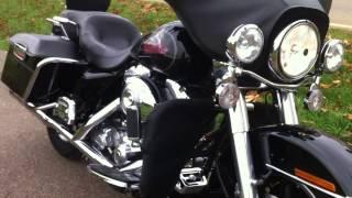 1. Harley Davidson Electra Glide Standard (FLHT) 2005
