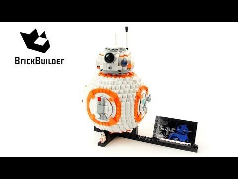 Lego 75187 Star Wars BB-8 neuf