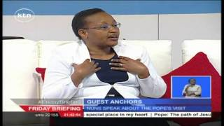 Guest Anchors: Catholic Nuns Elina Wangui and Wanjiru Macharia on what it takes to be a nun