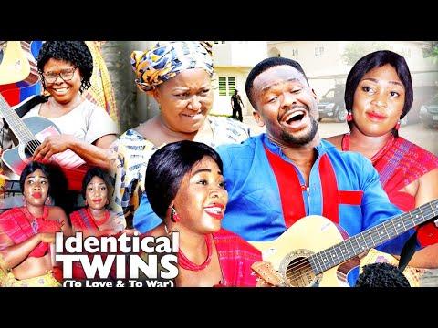 IDENTICAL TWINS SEASON 7- ZUBBY MICHEAL 2020 LATEST NIGERIAN NOLLYWOOD MOVIE