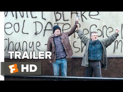 I, Daniel Blake Official Trailer 1 (2016) - Dave Johns Movie