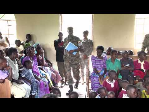 In this week's edition of Spotlight East Africa we see how CJTF-HOA and Camp Lemonnier is dealing with Sexual Assault. We also wrap our four-part series out of Uganda and the One Health work that U.S. Army Soldiers doing to make a difference.