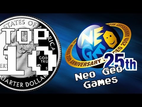 Top Ten Neo Geo Games