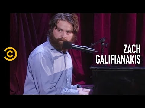 Waking Up with a Boner - Zach Galifianakis