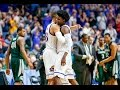 Baseline View: Jayhawks beat Spartans to head to the Sweet 16