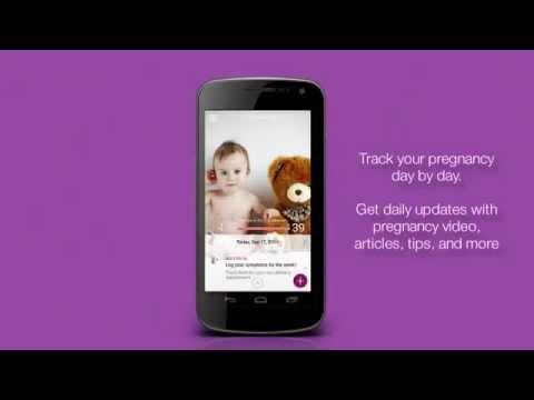 Video of I'm Expecting - Pregnancy App