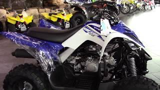 10. 2018 YAMAHA Raptor 90 - New ATV For Sale - Medina, Ohio