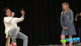 Video Charlie Puth saves girl who got scammed out of concert tix. MP3, 3GP, MP4, WEBM, AVI, FLV Oktober 2018