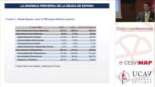 X Jornada Ciclo de Conferencias: Coyuntura económica, Juan Laborda-RAZONA