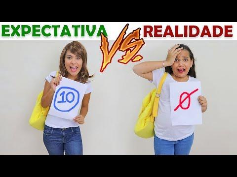 ÚLTIMO DIA DE AULA - EXPECTATIVA VERSUS REALIDADE! - JULIANA BALTAR (видео)