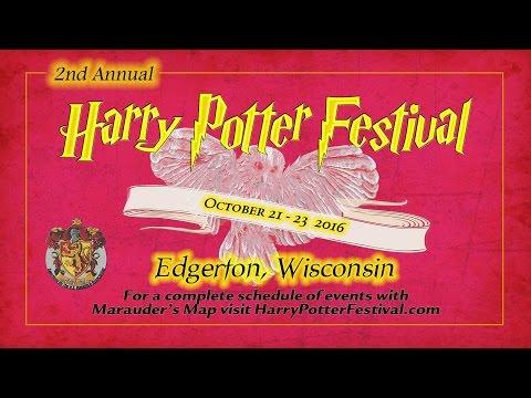 Edgerton Harry Potter Festival Promo 2016 (видео)