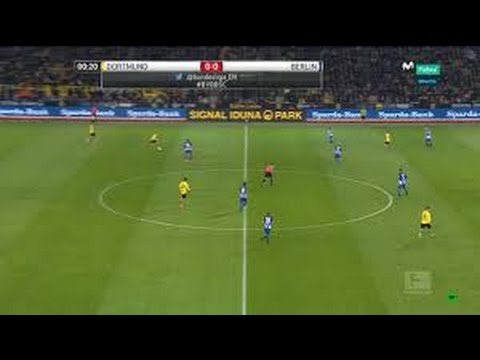 Hertha Berlin vs Borussia Dortmund Live Stream