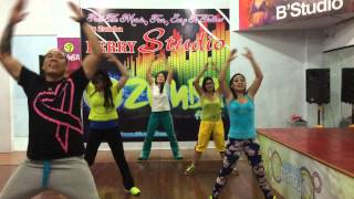 Video Goyang Dumang Zumba Choreography by ZIN Berry MP3, 3GP, MP4, WEBM, AVI, FLV Juni 2018
