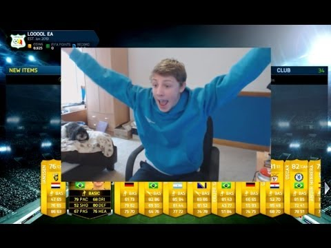 packs - HUGE 50K PACKS PACK OPENING :O LEGENDS! FIFA 14 Coins from MMOGA: http://mmo.ga/6XSs PSN/Microsoft Codes: http://goo.gl/z5EpmV My Twitter: https://twitter.co...
