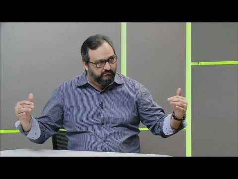 Mauro Bonna entrevista o economista João Cláudio Arroyo, em 1º de maio de 2008.