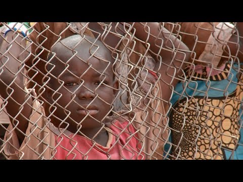 Central African Republic : Bangui Airport Refuge