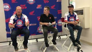"American Honda announced today that it will be taking part in the Superbike class for the 2017 MotoAmerica racing season through the support of Team Genuine Broaster Chicken Honda who will be campaigning the all new CBR1000RR. The package of experienced team owner Danny Walker, veteran rider Jake Gagne, and the new CBR1000RR will be supported with motorcycles and technical support from Honda. Genuine Broaster Chicken Honda naturally sourced Gagne to lead the charge, having completed his first-ever season in the Superbike class in 2016 with a 10th-place finish after having captured the Superstock 1000 title the year prior.""Wayne Rainey and the MotoAmerica group have been doing a great job in bringing back American Road Racing, and we are very happy to get back involved in the premier class,"" said Mike Snyder, Senior Manager for Honda Racing. ""We are thrilled to be partnering in this effort with Danny, Jake and the Genuine Broaster Chicken team. Together we can give our fans something to cheer about and bring some more competition to the series.""Danny Walker, Team Manager of Genuine Broaster Chicken Honda, shared his excitement for the new Honda machine and the potential for the series.""We can't wait for the season to start. Jake has proven himself capable in the liter class and we are excited to see what he does with the all-new Genuine Broaster Chicken CBR1000RR. The MotoAmerica series continues to grow and we are proud to be the team that brings Honda back to the paddock. This is going to be a great year for fans of the series."""