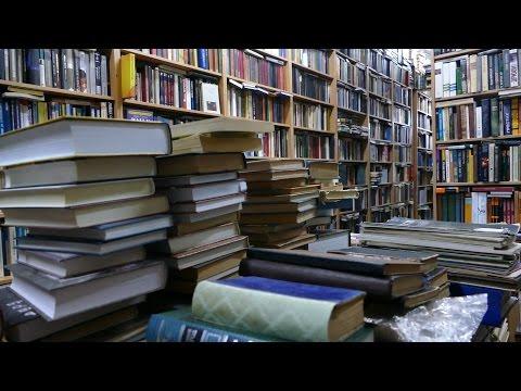 Читают ли сегодня харьковчане книги?