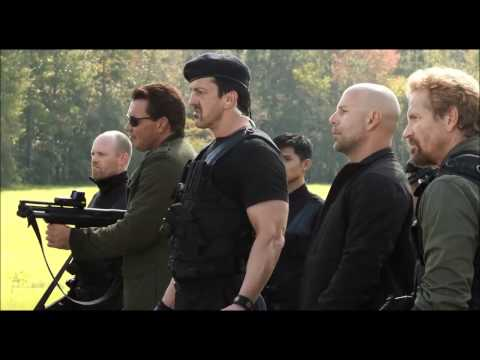 """The Starving Games - """"Expendables"""""""