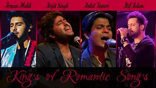 Video Best of Best - King's of Romantic Songs - JUKEBOX - Songs MP3, 3GP, MP4, WEBM, AVI, FLV Oktober 2018