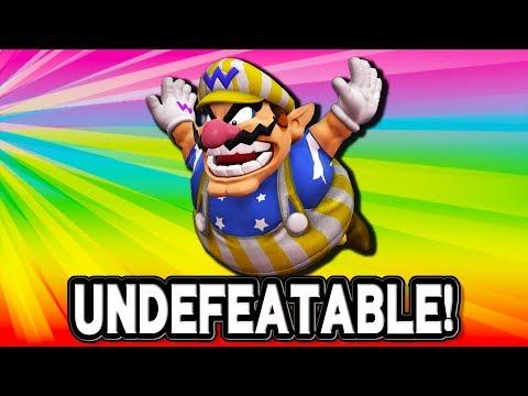 Flawless Design | Undefeatable! ~ WARIO Ep. 4 ~ SSB4 Wii U