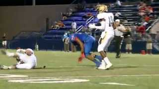 High School Football Highlight Of The Week: Boy Ges Blasted By Gorman Player