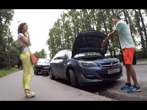 Opel astra new дилер фотография