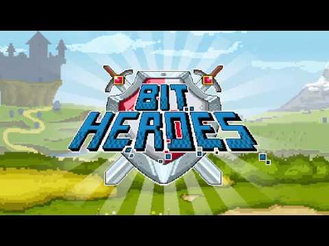 Bit Heroes gameplay